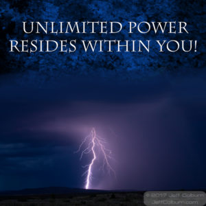 T-shirt - Unlimited Power